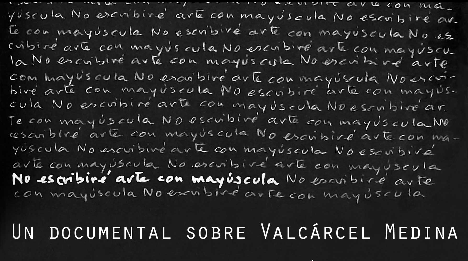 documental valcarcel medina